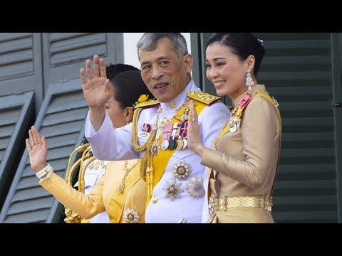 67. Geburtstag: Thailands König Maha Vajiralongkorn, r ...