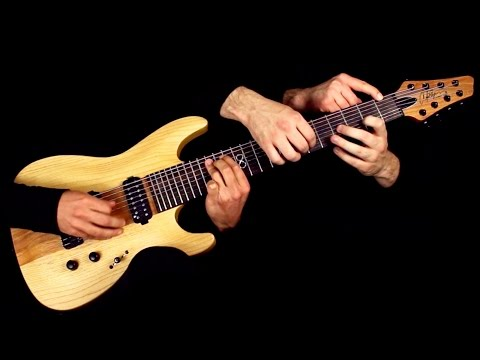 Kaks kitaristia soittaa yhdellä kitaralla Metallican One-kappaleen – Huikee suoritus!