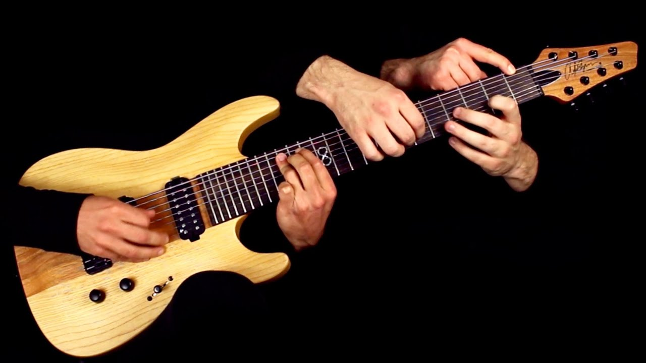 """Metallica's """"One"""" Played on One Guitar"""