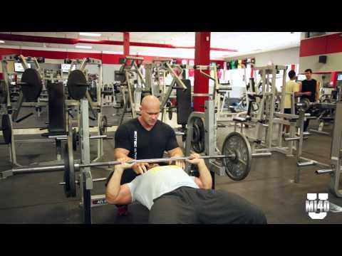Ben Pakulski Teaches Chest Training for Bodybuilding – Part 1