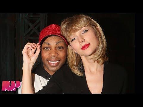 "Todrick Hall: Taylor Swift Is ""Very Sensitive"""