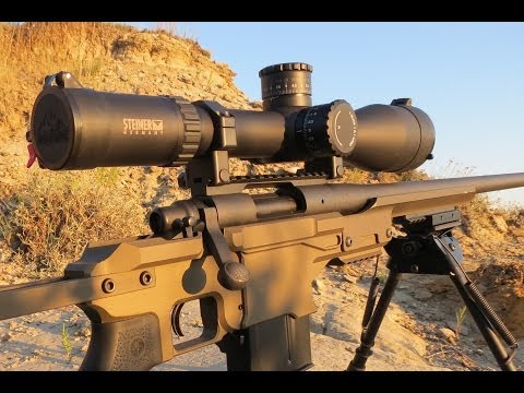 Steiner 3-12x56 Military Tactical Scope - TOP PICK! - Rex Reviews