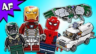Nonton Lego SpiderMan: Homecoming Beware the Vulture 76083 Speed Build Film Subtitle Indonesia Streaming Movie Download