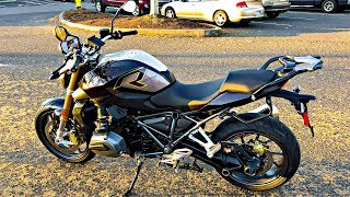5. I Ride the Epic R1200R!! • Late Night Exploring! | TheSmoaks Vlog_759