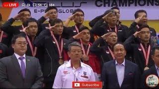Video Tumbangkan Tiongkok, Indonesia Raya Kembali Berkumandang - Final Badminton Asia Championships 2018 MP3, 3GP, MP4, WEBM, AVI, FLV Mei 2018