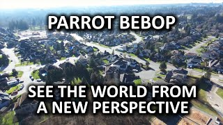 Parrot Bebop Drone - Too Much Fun?