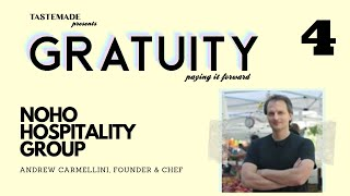 Andrew Carmellini Outlines General Restaurant Economics Amid COVID-19 | Gratuity by Tastemade