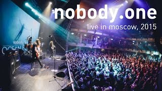 nobody.one - Live in Moscow, 2015
