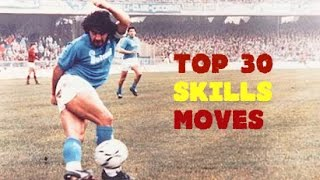 Video Diego Maradona ● TOP 30 Crazy Skills Moves Ever MP3, 3GP, MP4, WEBM, AVI, FLV September 2019
