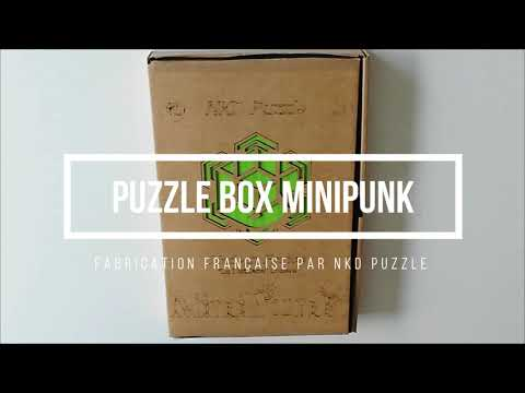 MiniPunk custom kit puzzle