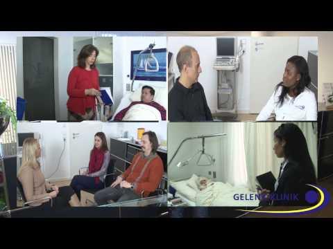 Геленк-Клиника- ортопедическая клиника в Германии