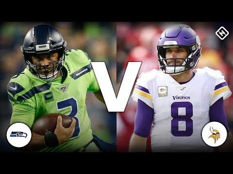 ✅  Seahawks vs. Vikings odds, prediction, betting trends for 'Monday Night Football'