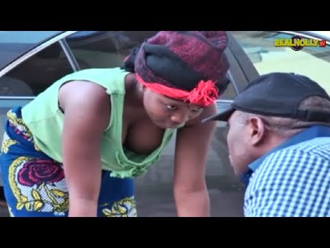 Hillarious! Watch How Kenneth Okonkwo Woos A Female Orange Seller