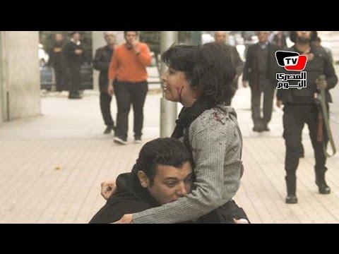 قصة صورة| الشاب الذي حاول إنقاذ شيماء الصباغ يروي حكايتها