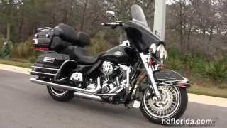 9. Used 2010 Harley Davidson Ultra Classic Electra Glide Motorcycles for sale