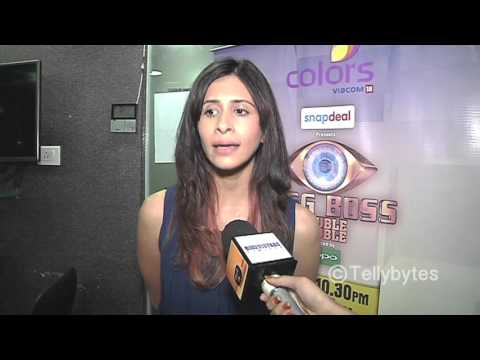 Bigg Boss 9 Double Trouble - Kishwer Merchant pts