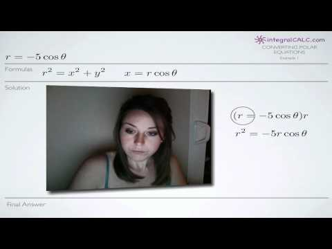 how to find cartesian equation from parametric equation