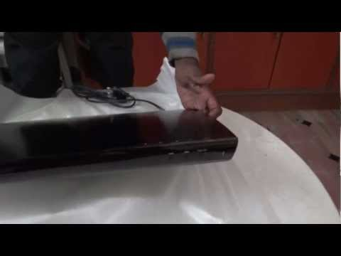 Unboxing Sony BDV-E290 full HD 3D Blu-ray Disc Player Extended..