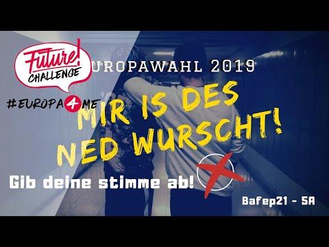 BAFEP21, 5A: #Europa.is.ma.ned.wurscht