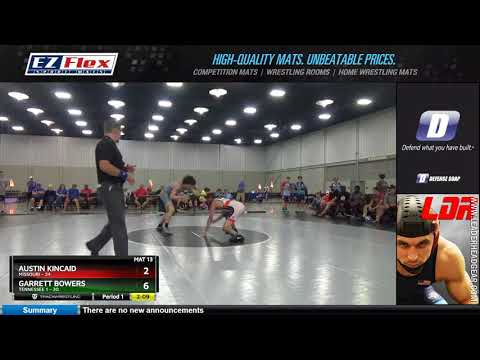 Mat 13 132 Austin Kincaid Missouri Vs Garrett Bowers Tennessee 1