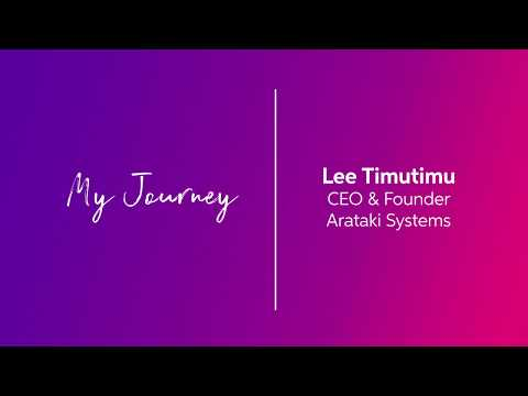 MYOB - My Journey: Lee Timutimu