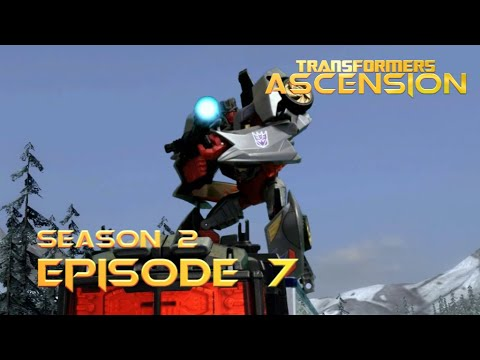 Transformers: Ascension | Season 2 | Episode 7 - 'Project Razorback'