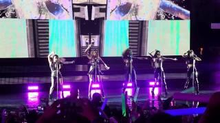 Fifth Harmony - Sledgehammer (Miami 11/09/2014)