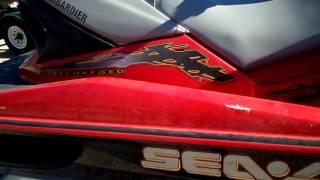 7. 2003 Sea Doo GTX 4-Tec Supercharged at Kelly's Port (www.KellysPort.com)