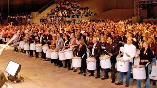 Trommelworkshop. We Drum.