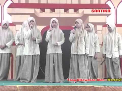 Video Ya Rasulullah Ya Habiballah kls 6 (Imtihan 2013 Ponpes Darul Mustofa Tunjung) download in MP3, 3GP, MP4, WEBM, AVI, FLV January 2017