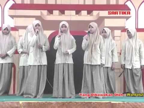 Video Ya Rasulullah Ya Habiballah kls 6 (Imtihan 2013 Ponpes Darul Mustofa Tunjung) download in MP3, 3GP, MP4, WEBM, AVI, FLV February 2017