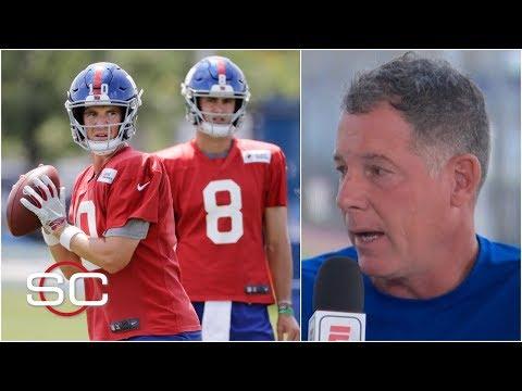 Video: Eli Manning and Daniel Jones creating a great QB room – Pat Shurmur   SportsCenter