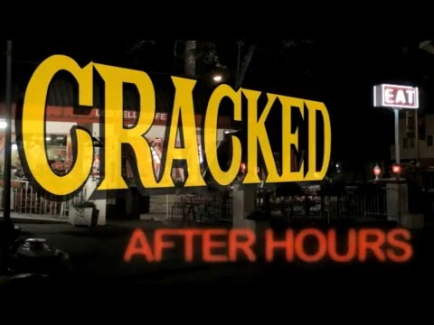 cracked - If you've ever seen Back To The Future, you'd certainly know that messing with the space-time continuum can get pretty messy. Well tonight, the gang discusse...