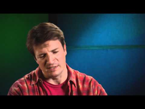 Nathan Fillion (actor) - The actor who voices the Hal Jordan GL in the film talks about playing the character again.
