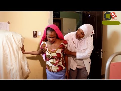 abin ban dariya ne yadda nayi ciki ga mijina mara hankali - Nigerian Hausa Movies