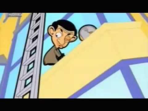 Desene online Mr Bean - Mingea