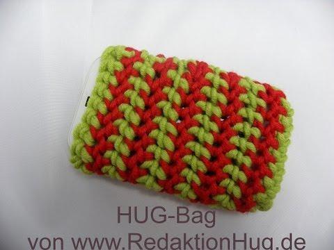 Häkeln – HUG-Bag für IPhone