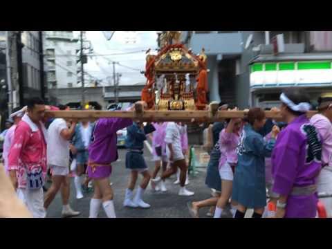 Cuộc sống Nhật: Lễ hội ngư dân quận Tsurumi Yokohama Japan..海の祭