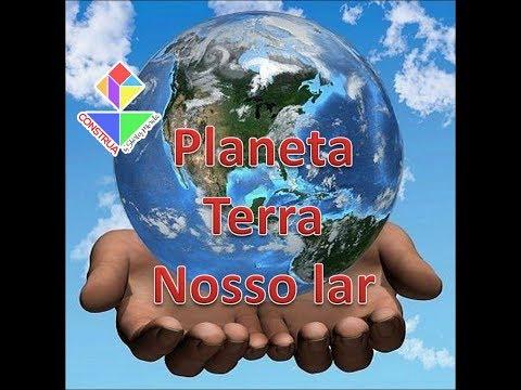 Planeta Terra - Nosso lar - 365 presentes - Dia 343
