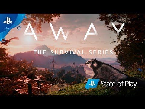 Trailer d'annonce de Away: The Survival Series