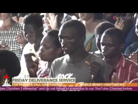 MCF Friday Deliverance Service - Live With Pr Tom Mugerwa (18th-January-2019)