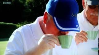 Tea tasting BBC special