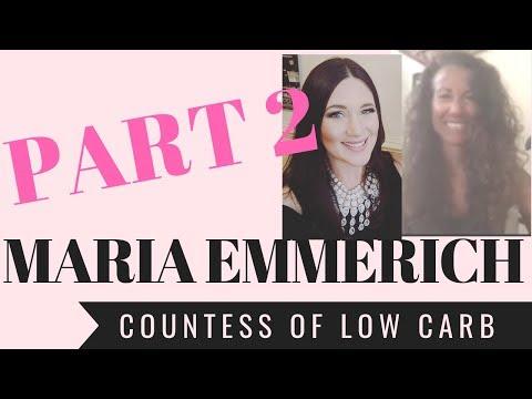 Low carb diet - Maria Emmerich Keto Diet Success Stories Women 2019  Part 2
