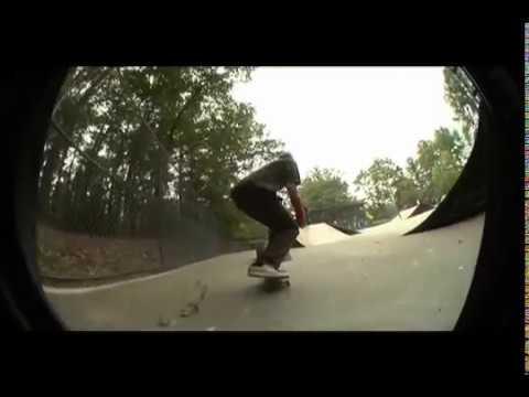 Savannah Skates Decatur Skatepark Montage
