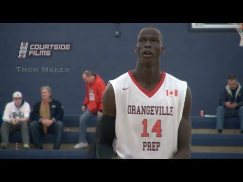 Impresionante Jugador de High School pasa Directamente a la NBA