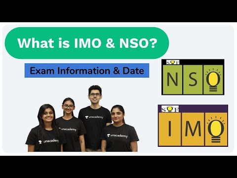 What is IMO and NSO? | Math Olympiad | Science Olympiad | Class 9 | Class 10 | Unacademy Foundation