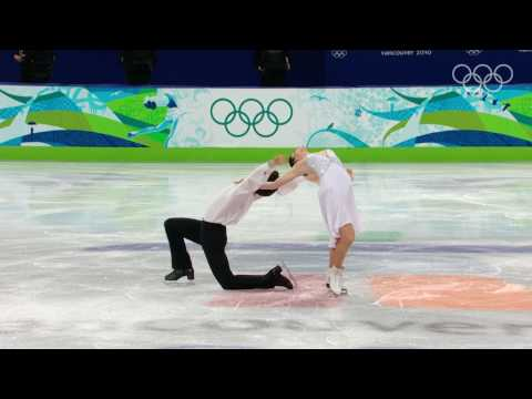 Pairs Figure Skating Gold - Highlights of the Figure Skating - Ice Dance Gold Medalist event at the Vancouver 2010 Winter Olympic Games. Athletes featured in this video: VIRTUE Tessa / ...
