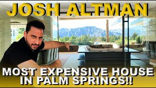 Video MOST EXPEN$IVE HOME | PALM SPRINGS | EPISODE #015 MP3, 3GP, MP4, WEBM, AVI, FLV Mei 2019