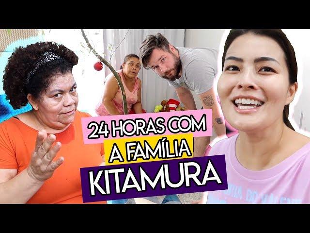 1 DIA DE ALEGRIA COM A FAMÍLIA KITAMURA - Joyce Kitamura