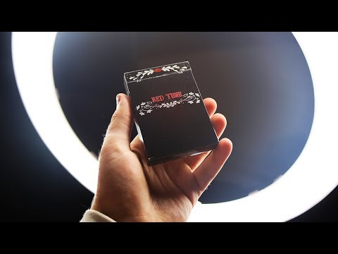 Deck Review - Red Tune Limited Edition Playing Cards [HD]
